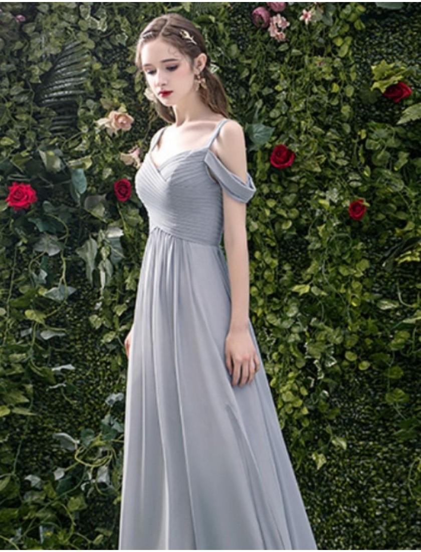 Sylvie Dress (Dusty Sage)