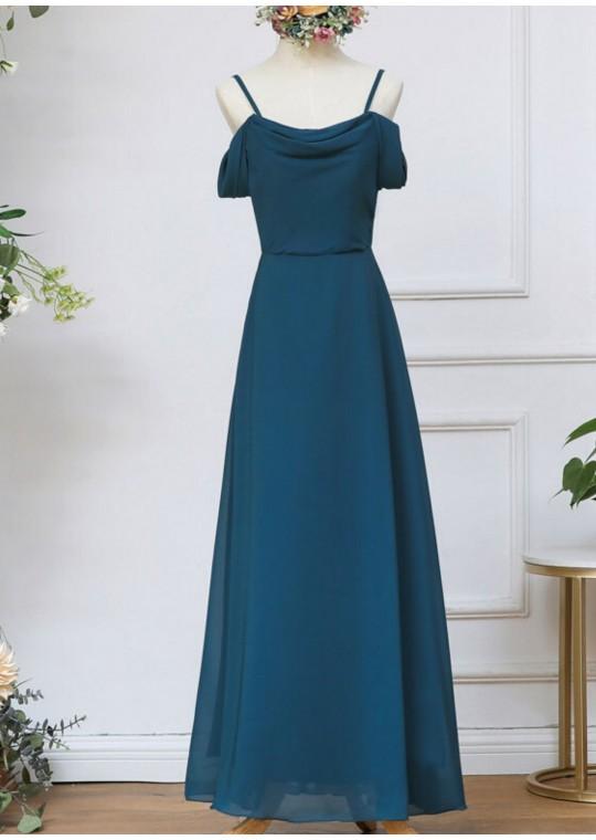 Vienna Dress (Ink Blue)