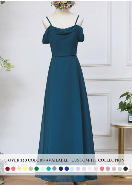 Vienna Dress (Custom Color)