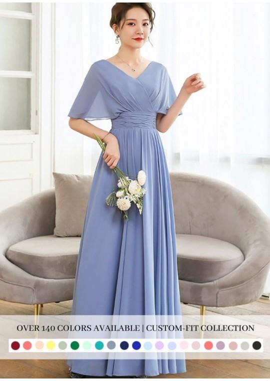 Sierra Dress (Custom Color)