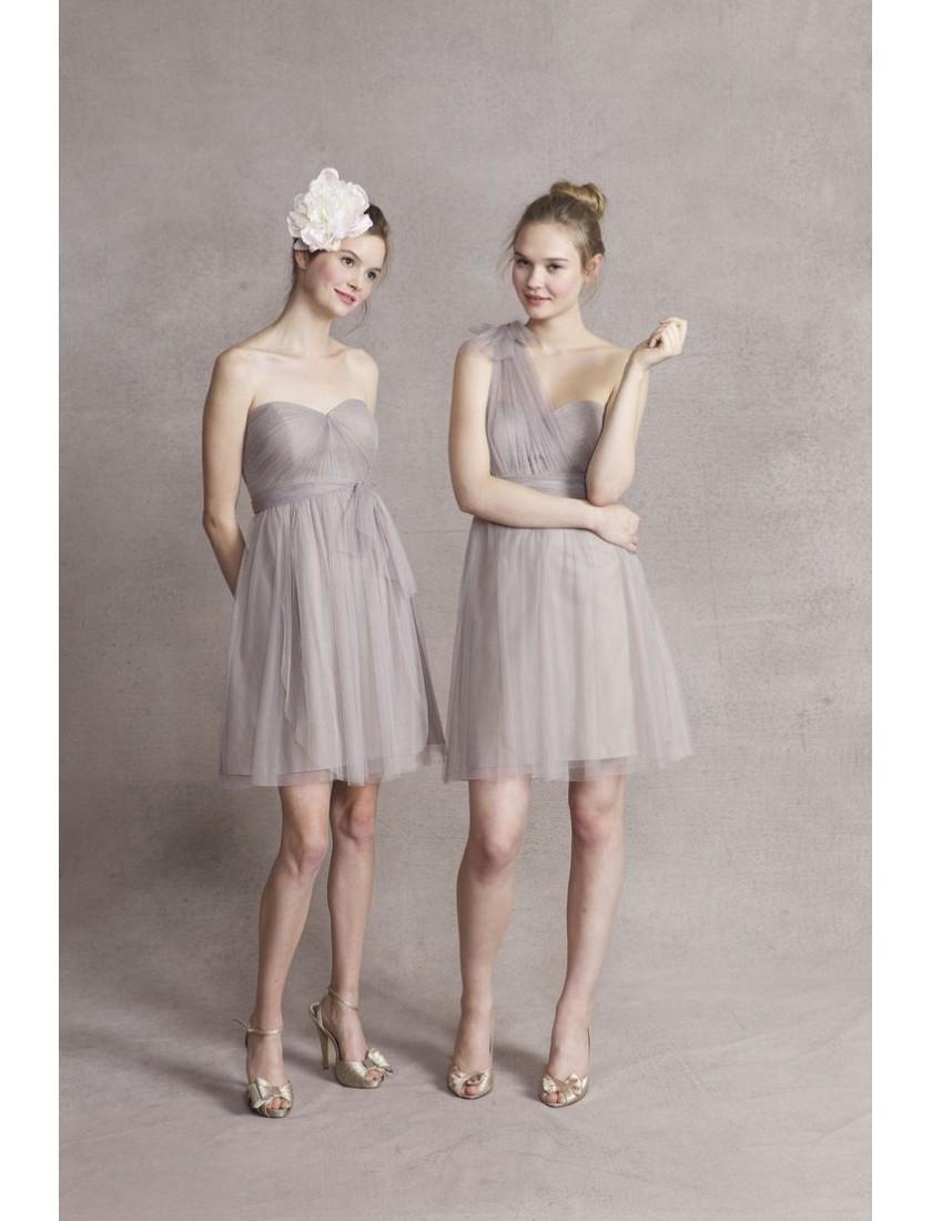 Mirella Convertible Dress (Soft Grey)