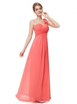 Candelaria Dress (Coral)