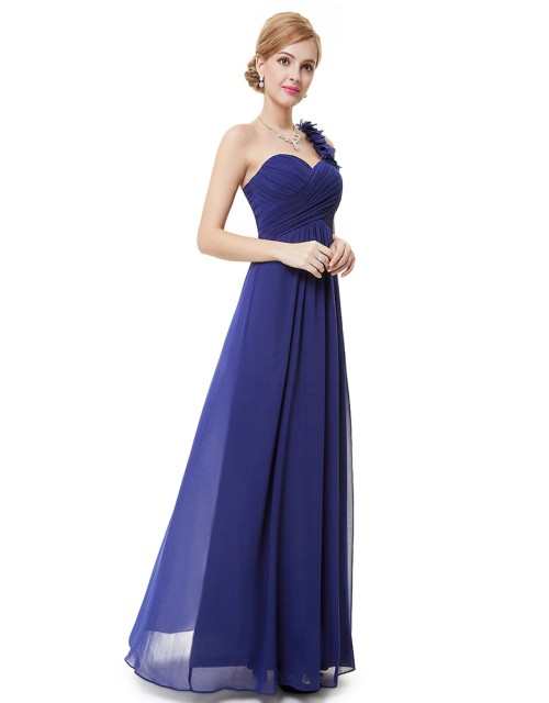 Candelaria Dress (Royal Blue)