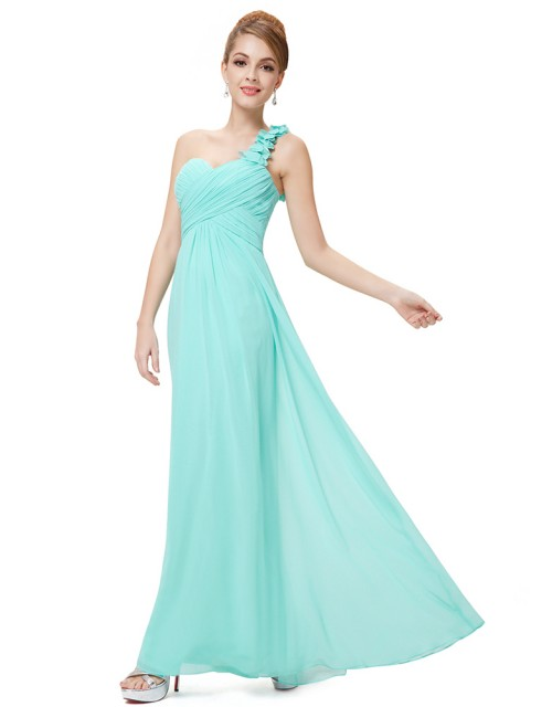 Candelaria Dress (Tiffany Blue)