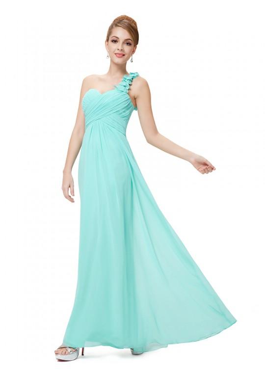 Candelaria Dress (Tiffany Blue)
