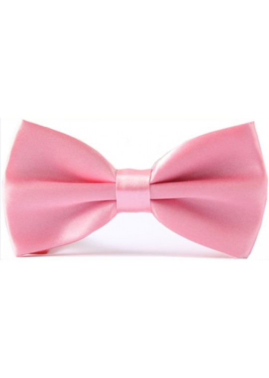 Riccardo Bow Tie (Light Pink)
