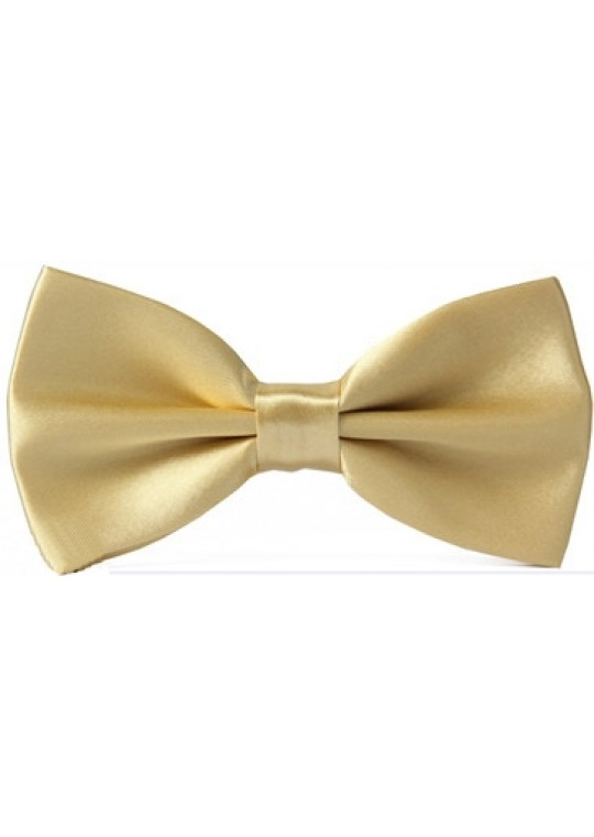 Riccardo Bow Tie (Light Yellow)