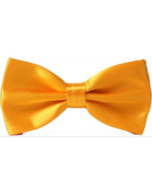 Riccardo Bow Tie (Valencia Orange)