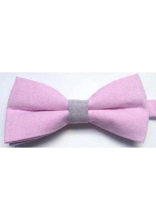 Pantera Bow Tie (Pink)