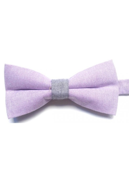 Pantera Bow Tie (Soft Purple)