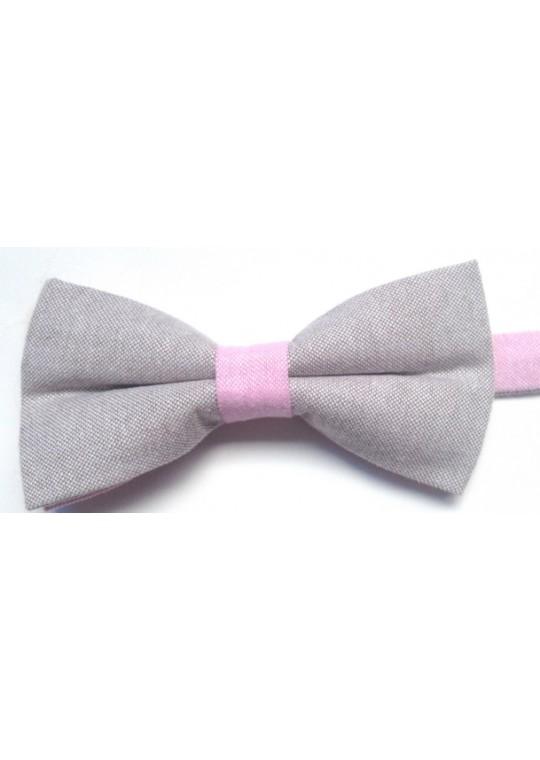 Pantera Bow Tie (Light Grey)