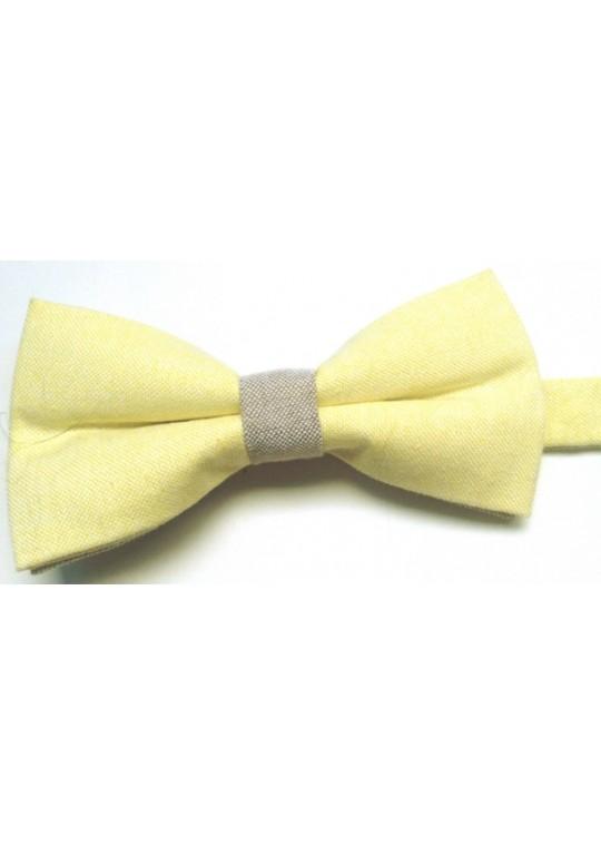 Pantera Bow Tie (Yellow)