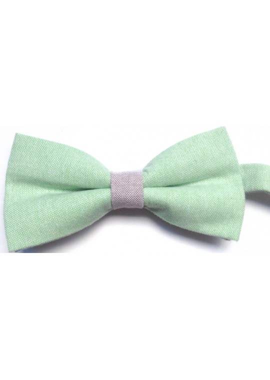 Pantera Bow Tie (Soft Green)