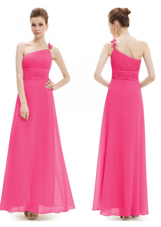 Giselle Dress (Hot Pink)