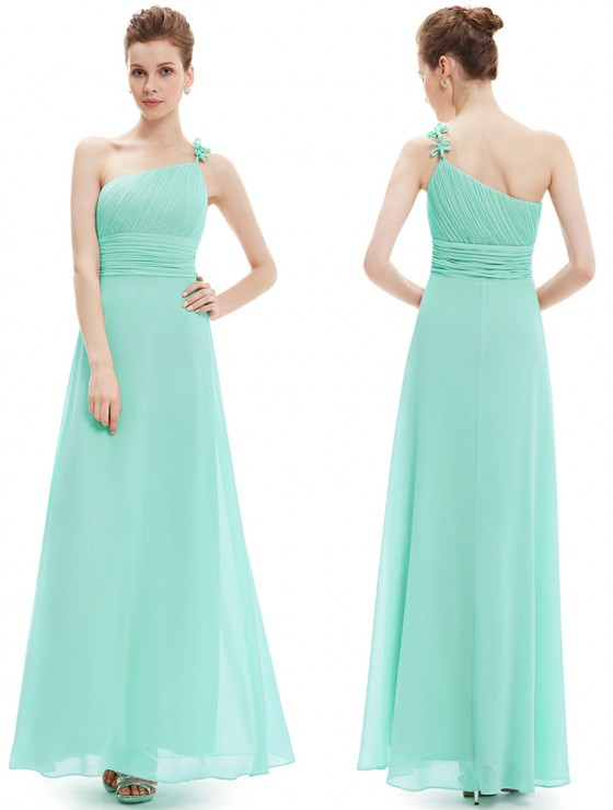Giselle Dress (Tiffany Blue)