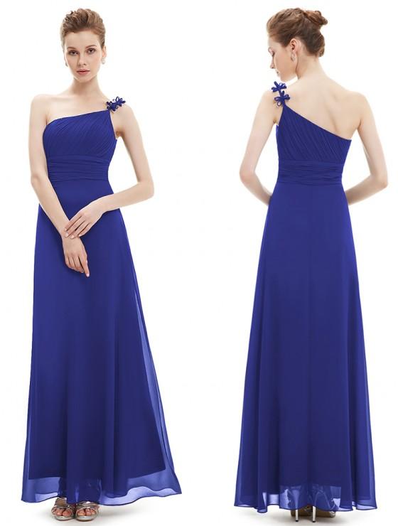 Giselle Dress (Royal Blue)