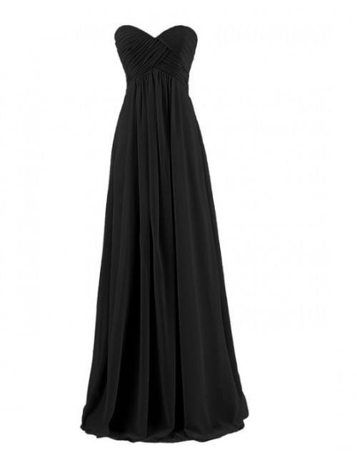 Mireio Dress (Black)