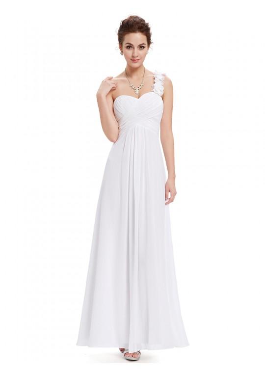 Candelaria Dress (White)
