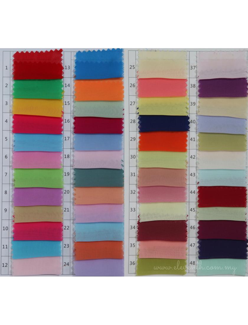 Leanna Dress (Custom Color)