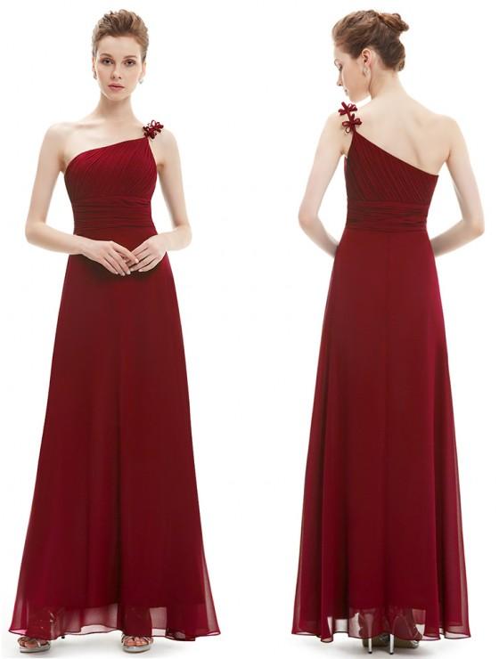 Giselle Dress (Burgundy)