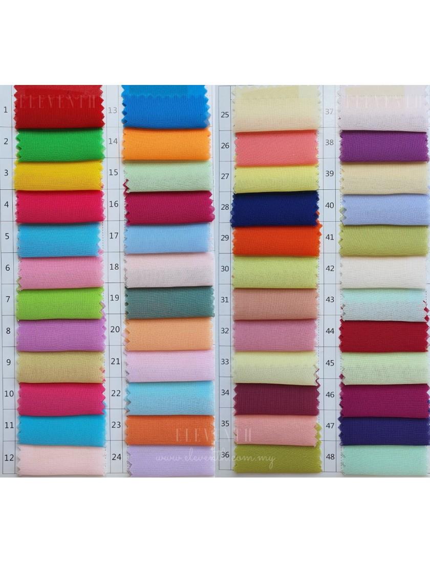 Audrey Dress (Custom Color)