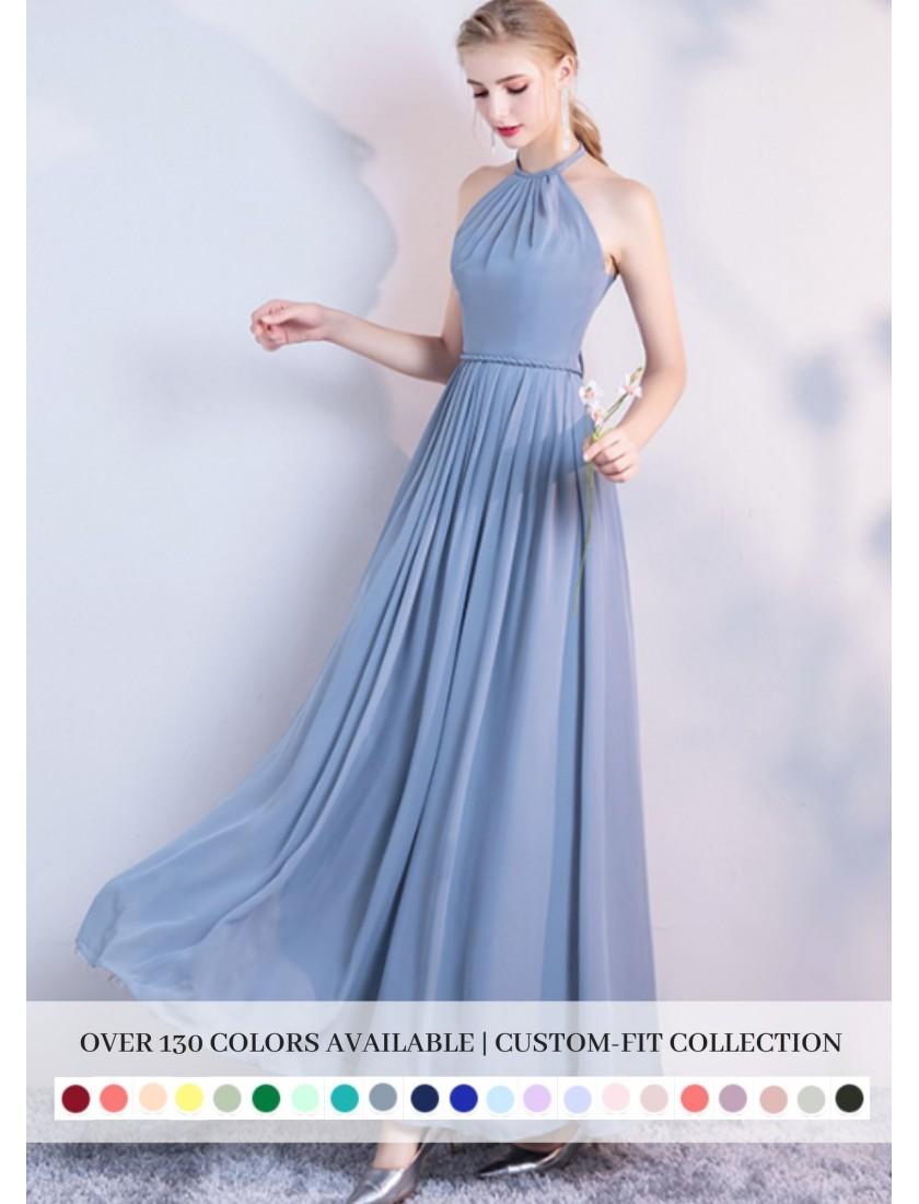 Carissa Dress (Custom Color)