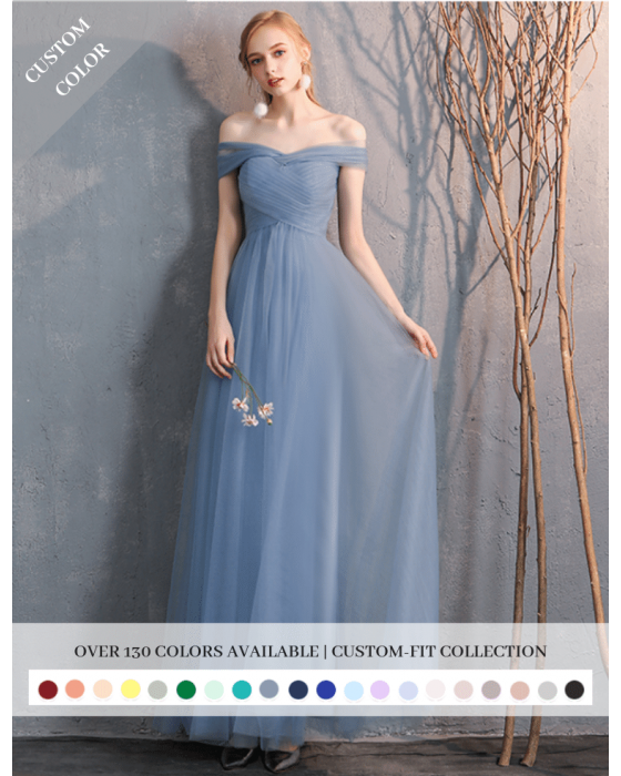 Arianna Dress (Custom Color)